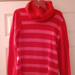 Gap M Tall turtle neck sweater